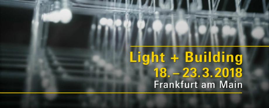 Frankfurt muss vorbereitet sein: Light + Building ist fast schon da