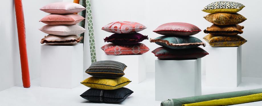 Die besten Accessoires, um ein gemütliches Design zu schaffen gemütliches Design Die besten Accessoires, um ein gemütliches Design zu schaffen BRABBUs Pillow Collections