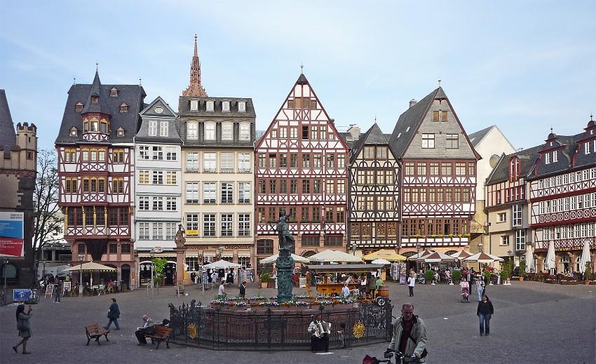 Wo in Frankfurt während der Messe zu gehen light + building Wo in Frankfurt während Light + Building zu gehen Frankfurt R  merberg Ostzeile