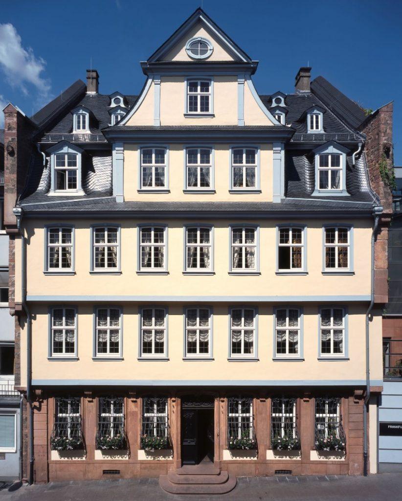 Wo in Frankfurt während der Messe zu gehen light + building Wo in Frankfurt während Light + Building zu gehen GoetheHausv