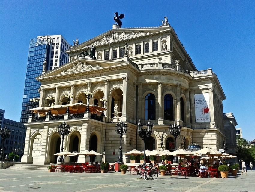 Wo in Frankfurt während Light + Building zu gehen light + building Wo in Frankfurt während Light + Building zu gehen frankfurt alte oper