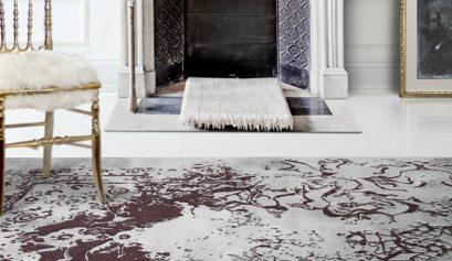 Luxus mit handgefertigte Teppichen