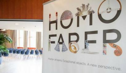 homo faber 2018 Homo Faber 2018 : Crafting a more human future. Homo Faber 2018   Crafting a more human future