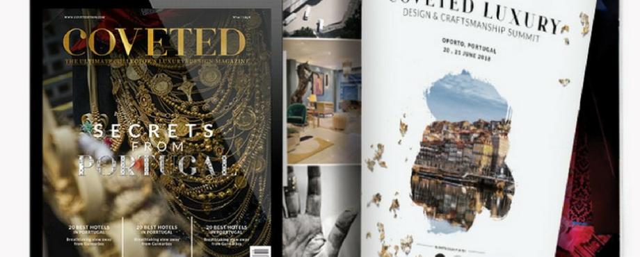 Secrets From Portugal – die neue Tendenz Magazine!
