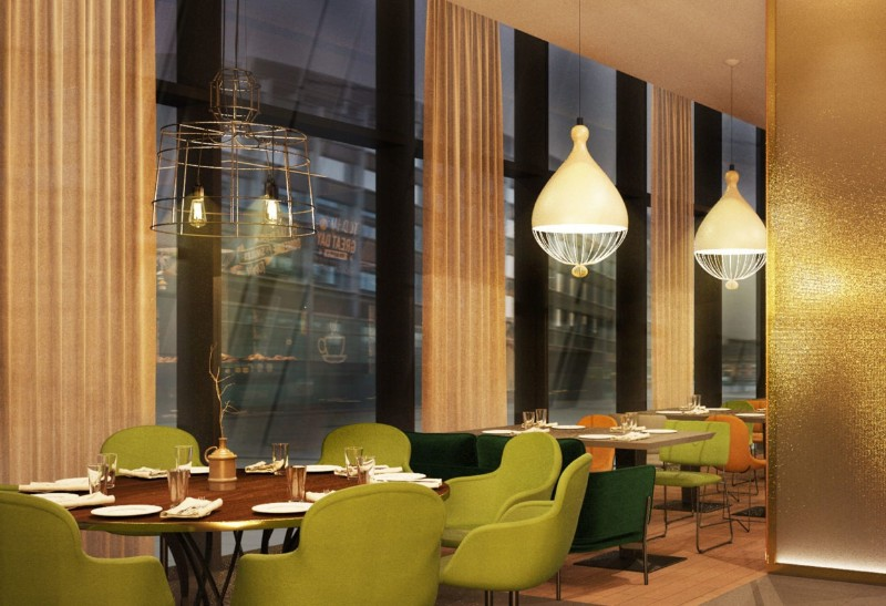 interior design Finden Sie der besten Interior Design-Projekte von Kitzig Design Finden Sie der besten Interior Design Projekte von Kitzig Design Hilton Hotel Baumkirchen 02