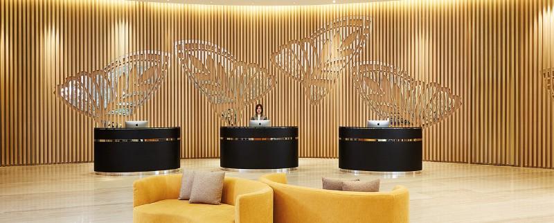 hotel interior design Entdecken Sie die besten Hotel Interior Design Projekte von Joi-Design Joi Design Beste Hotel Interior Design Projekte Capri by Fraser Berlin 03
