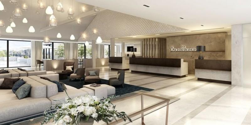 hotel interior design Entdecken Sie die besten Hotel Interior Design Projekte von Joi-Design Joi Design Beste Hotel Interior Design Projekte Der   schbergdorf 05