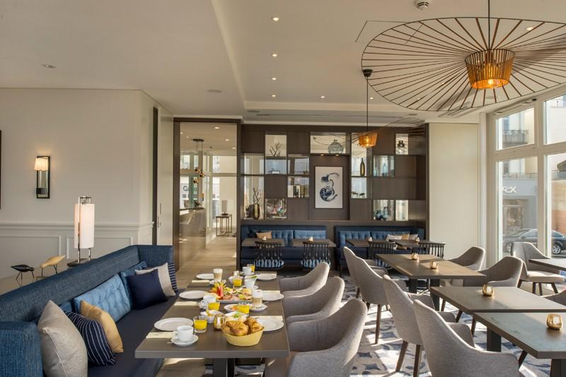 hotel interior design Entdecken Sie die besten Hotel Interior Design Projekte von Joi-Design Joi Design Beste Hotel Interior Design Projekte Hotel am Leuchtturm 03