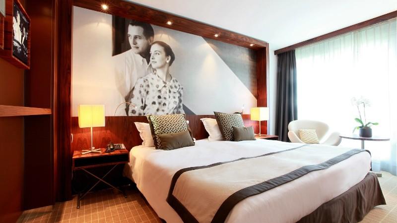 hotel interior design Entdecken Sie die besten Hotel Interior Design Projekte von Joi-Design Joi Design Beste Hotel Interior Design Projekte JW Marriott Cannes 01