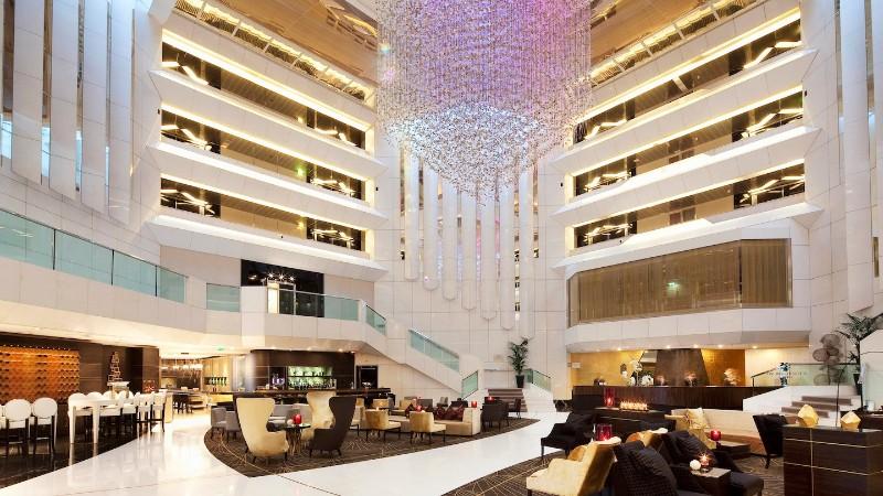 hotel interior design Entdecken Sie die besten Hotel Interior Design Projekte von Joi-Design Joi Design Beste Hotel Interior Design Projekte JW Marriott Cannes
