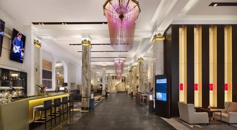 hotel interior design Entdecken Sie die besten Hotel Interior Design Projekte von Joi-Design Joi Design Beste Hotel Interior Design Projekte Reichshof Hamburg 01
