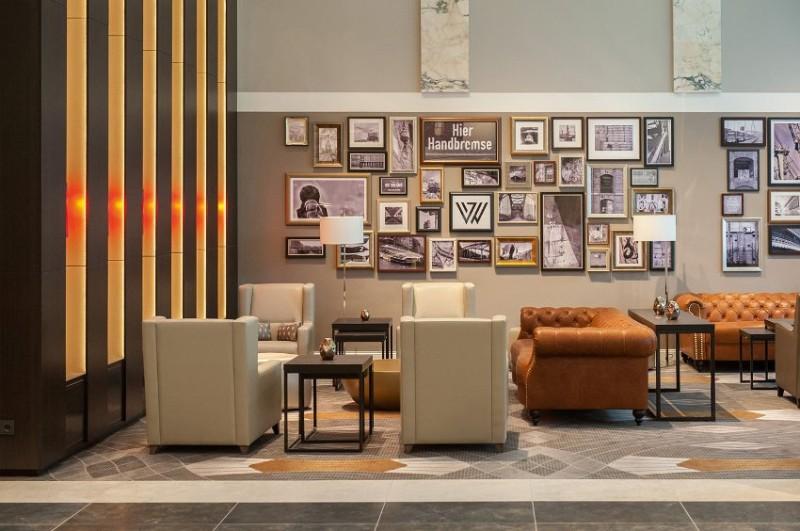 hotel interior design Entdecken Sie die besten Hotel Interior Design Projekte von Joi-Design Joi Design Beste Hotel Interior Design Projekte Reichshof Hamburg 05