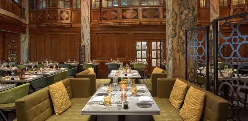 hotel interior design Entdecken Sie die besten Hotel Interior Design Projekte von Joi-Design Joi Design Beste Hotel Interior Design Projekte Reichshof Hamburg 06