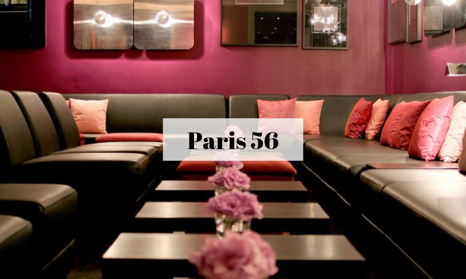 Besten Showrooms in Berlin: Paris 56, 3 in 1!