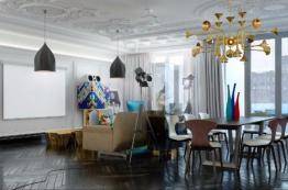 moderne wohnung mit blick über berlin Orte in Berlin: Inspirierende moderne Wohnung mit Blick über Berlin! foto capa wdt 2 262x173