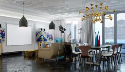 moderne wohnung mit blick über berlin Orte in Berlin: Inspirierende moderne Wohnung mit Blick über Berlin! foto capa wdt 2 409x237