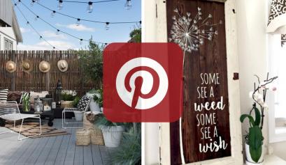 was ist heiß auf pinterest Was ist heiß auf Pinterest: Außendekore Edition! foto capa inspirations 409x237