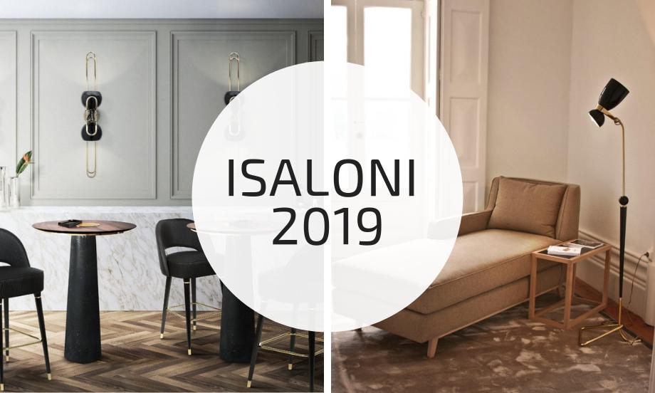 Die besten Mid Century Wand- und Stehleuchten, die iSaloni 2019 erleuchten werden!