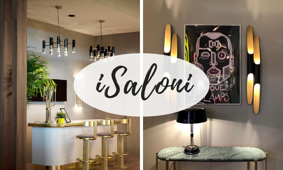 iSaloni 2019: Sind Sie bereit, am Stand von DelightFULL in der Vergangenheit zu reisen?
