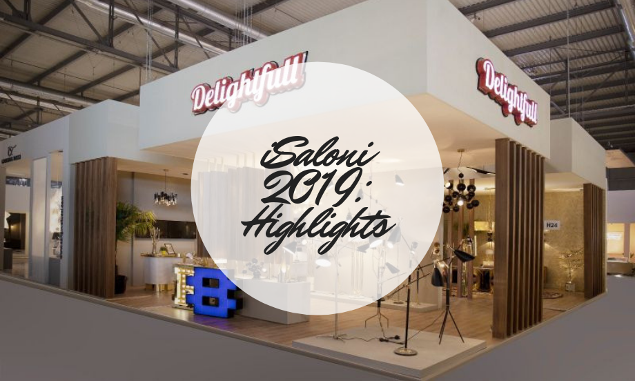 iSaloni 2019: Entdecken Sie die Highlights der italienischen Messe!