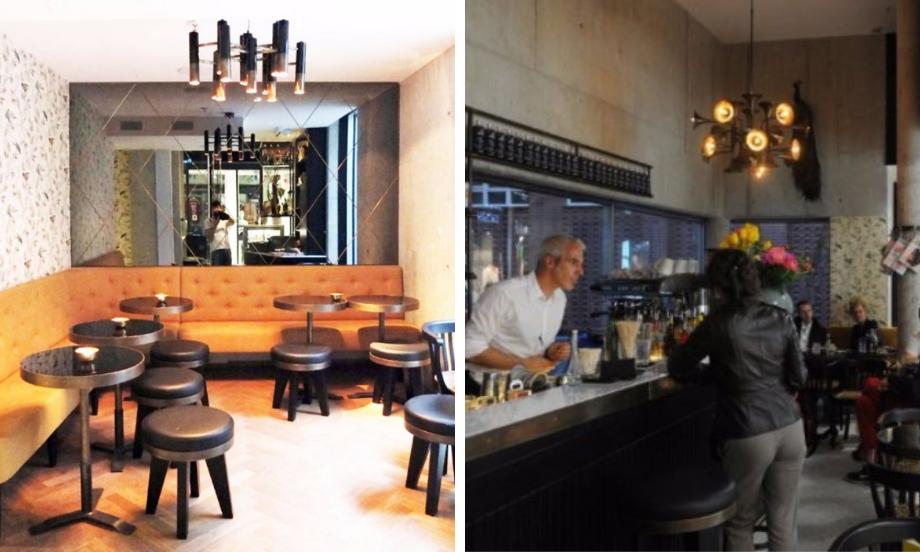 botti leuchten Botti Leuchten: Eine Bar in Deutschland, wo das Licht aus den Trompeten kommt! foto capa wdt