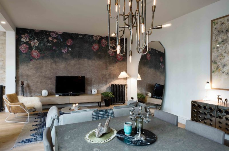 Lassen Sie sich von diesem Mid-Century Wohnzimmerdekor inspirieren! mid-century wohnzimmerdekor Lassen Sie sich von diesem Mid-Century Wohnzimmerdekor inspirieren! 2 3