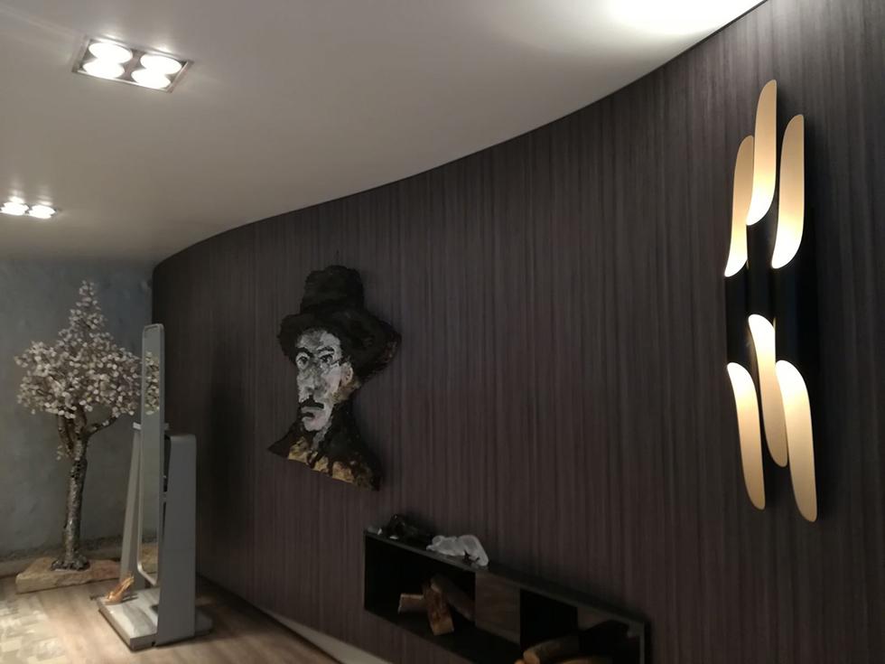 Eine minimalistische Wandleuchte, die Ihr Wohnzimmer dekoriert! minimalistische wandleuchte Eine minimalistische Wandleuchte, die Ihr Wohnzimmer dekoriert! 1 3