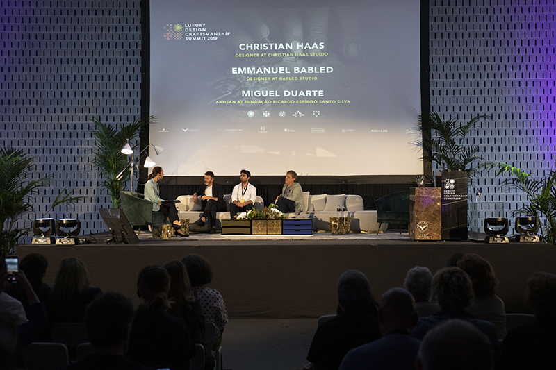 Die Highlights der 2. Auflage des Luxury & Design Craftsmanship Summit! design craftsmanship summit Die Highlights der 2. Auflage des Luxury & Design Craftsmanship Summit! 6